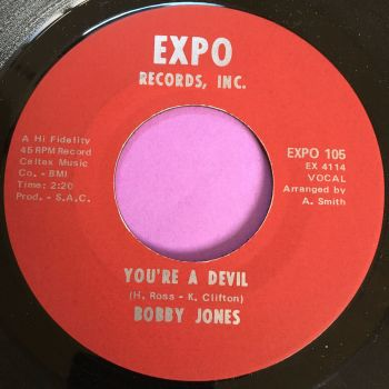 Bobby Jones-You're a devil-Expo E+