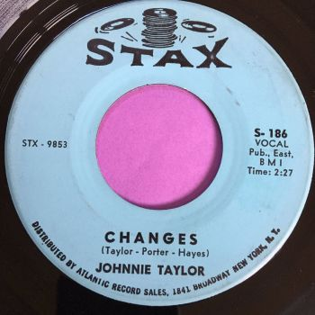 Johnnie Taylor-Changes-Stax E