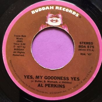Al Perkins-Yes my goodness yes-Buddah E+