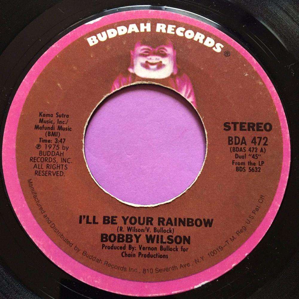Bobby Wilson-I'll be your rainbow-Buddah E+