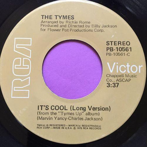 Tymes-It's Cool-RCA  M-