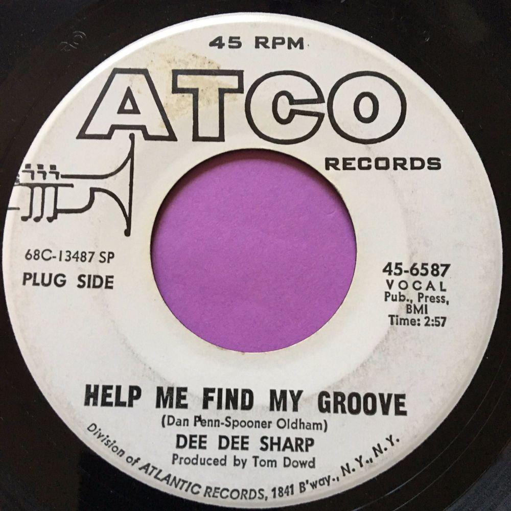 Dee Dee Sharp-Help me find my groove-Atco WD E