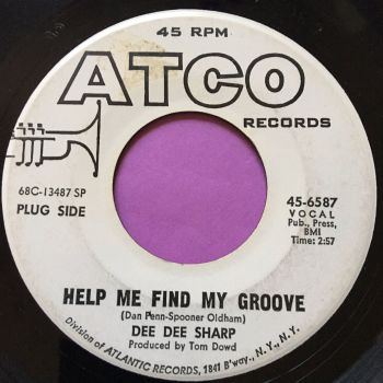 Dee Dee Sharp-Help me find my groove-Atco WD E