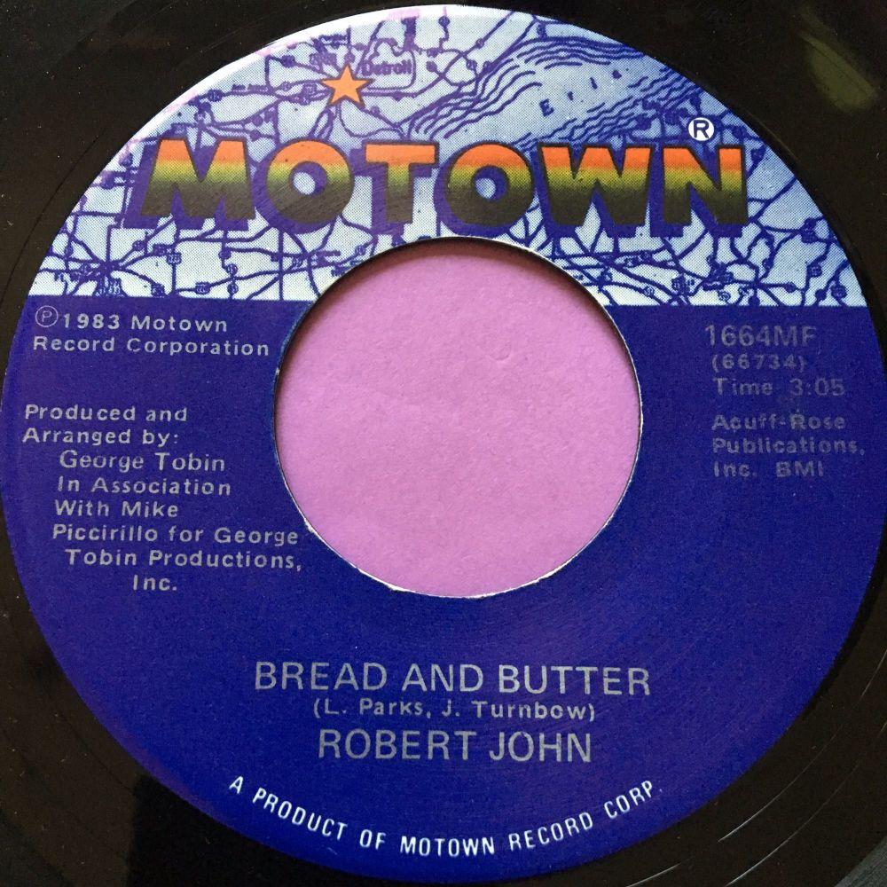Robert John-If you don't want my love-Motown E+