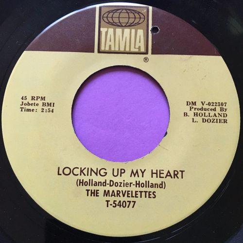 Marvelettes-Locking up my heart-Tamla E