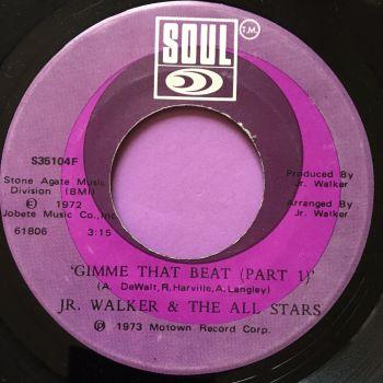 Junior Walker-Gimme that beat-Soul E