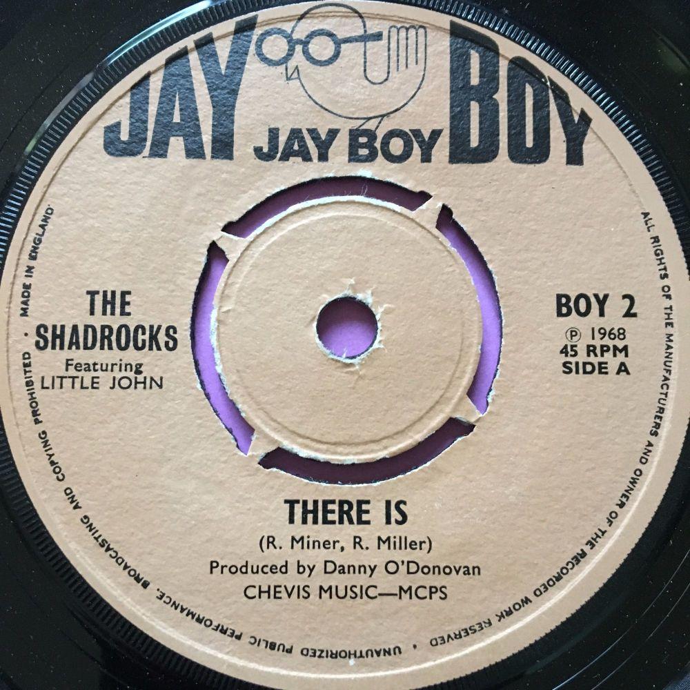 Shadrocks-There is-JayBoy E+