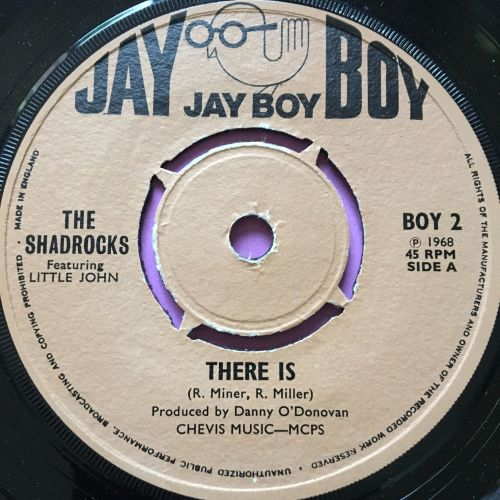 Shadrocks-There is-JayBoy E+