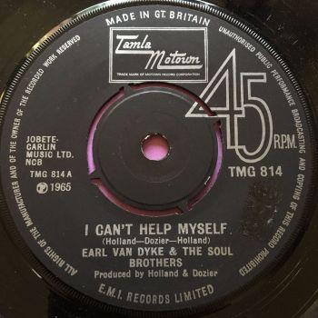 Earl Van Dyke-I can't help myself-TMG 814 E