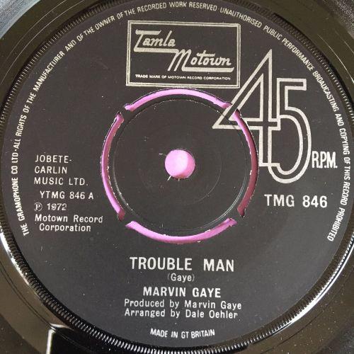 Marvin Gaye-Trouble man-TMG 846 E+