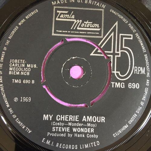 Stevie Wonder-My cherie amour-TMG 690 E+