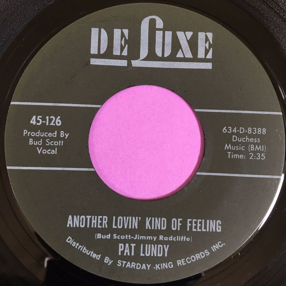 Pat Lundy-Another lovin' kind of feeling-Deluxe E+
