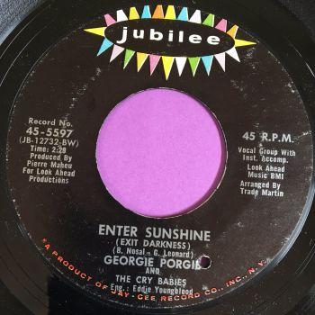 Georgie Porgie-Enter sunshine-Jubilee E+