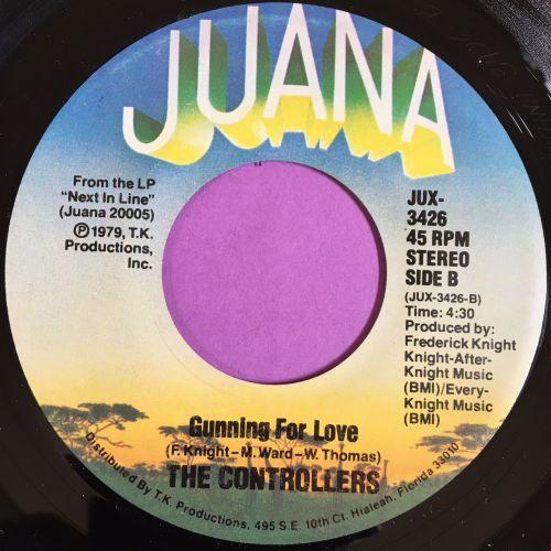 Controllers-Gunning for love-Juana M-