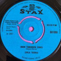 Carla Thomas-When tomorrow comes-UK Stax E+