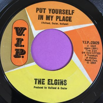 Elgins-Put yourself in my place-VIP E+