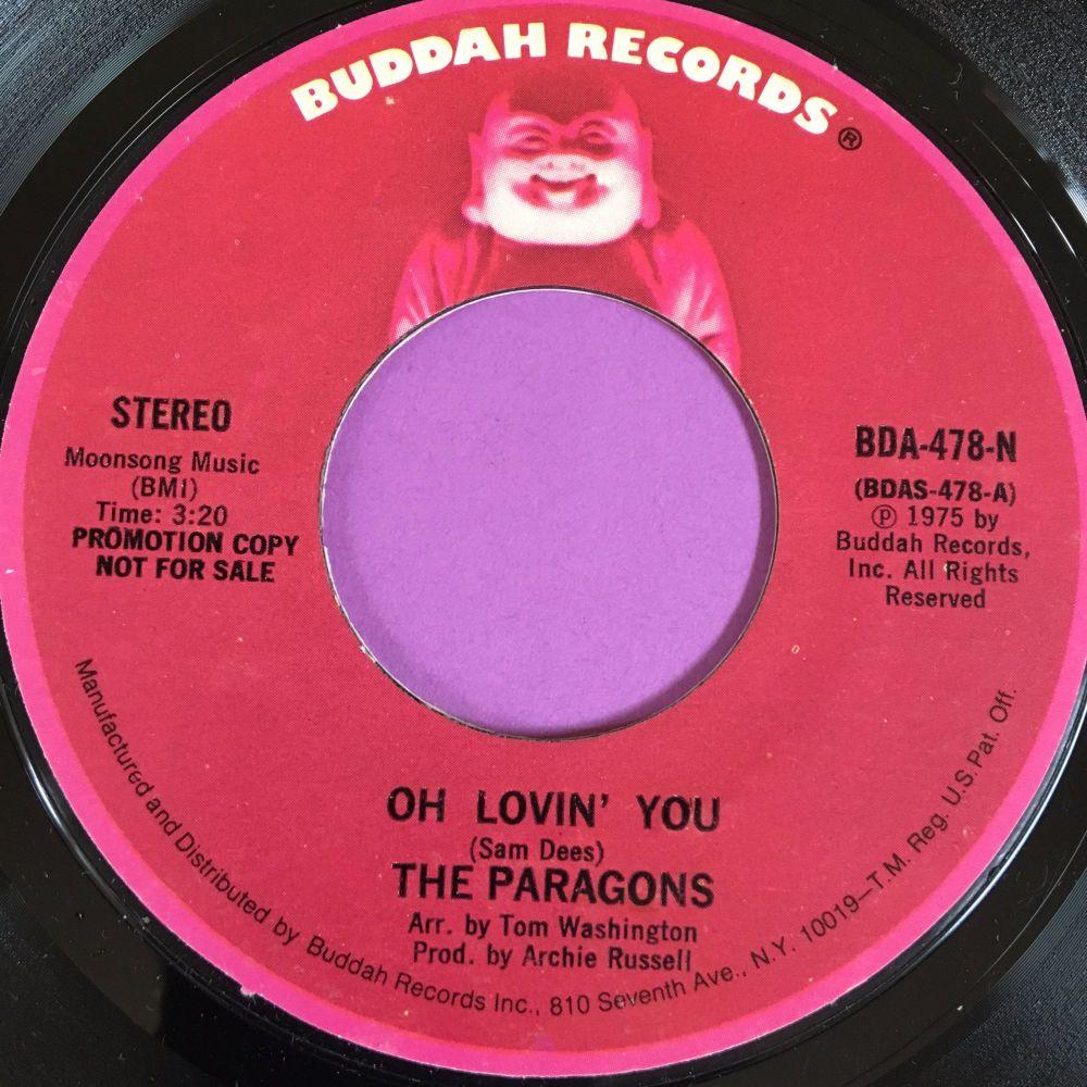 Paragons-Oh lovin' you-Buddah E+