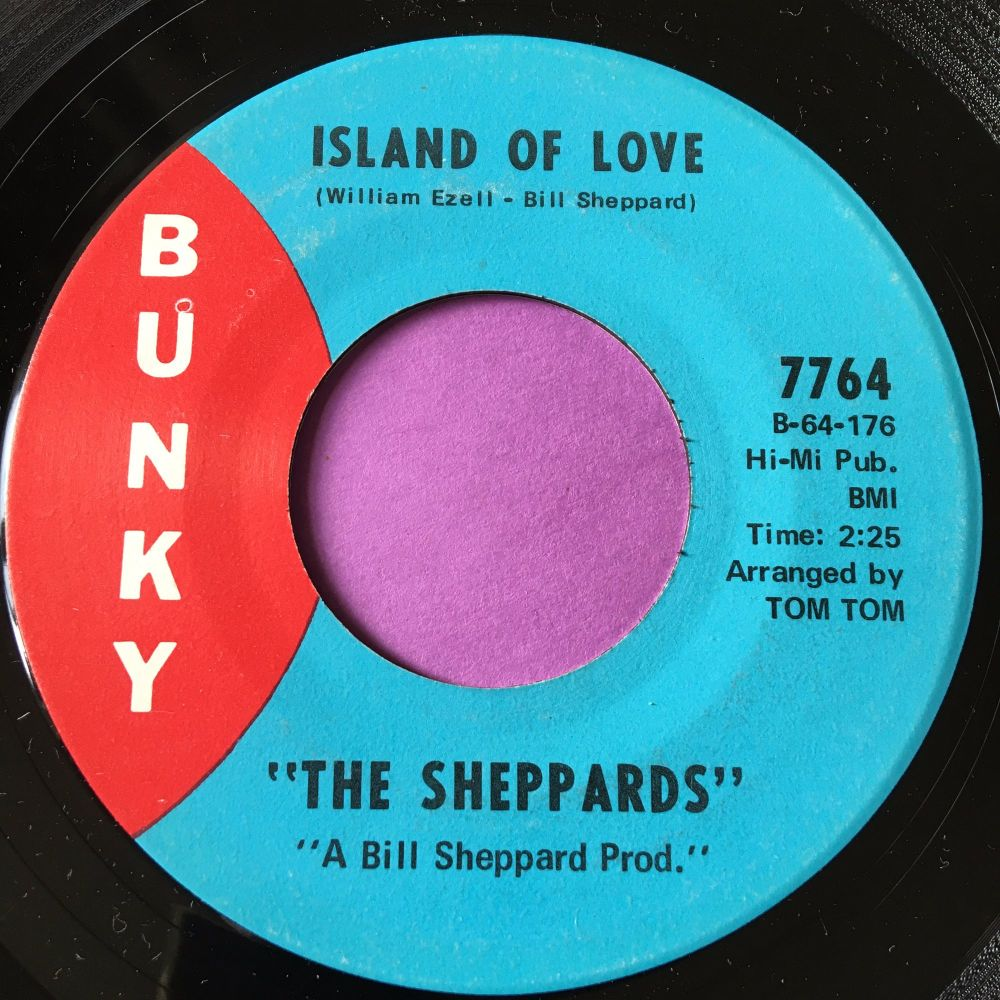 Sheppards-Island of love-Bunky E+