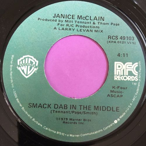 Janice McClain-Smack in the middle-WB E+