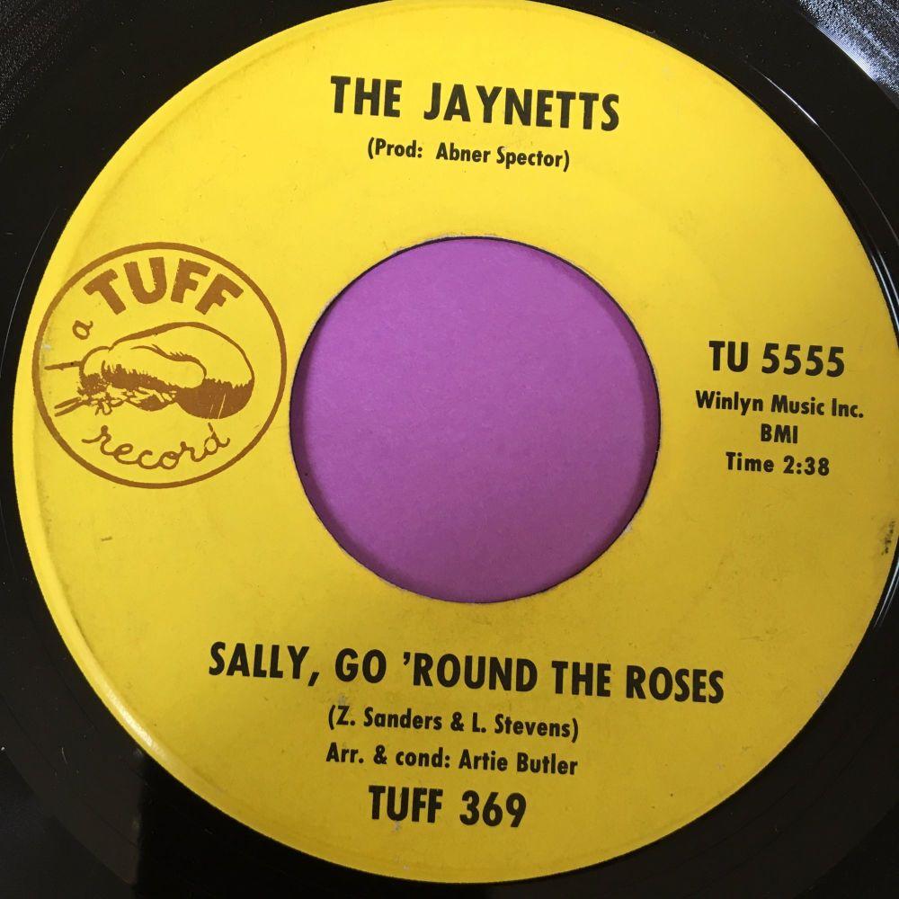 Jaynettes-Sally go round the roses-Tuff E