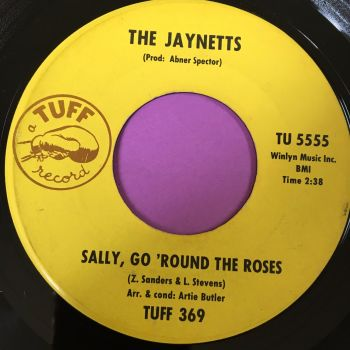 Jaynettes-Sally go round the roses-Tuff E