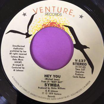 Symba-Hey you-Venture E+