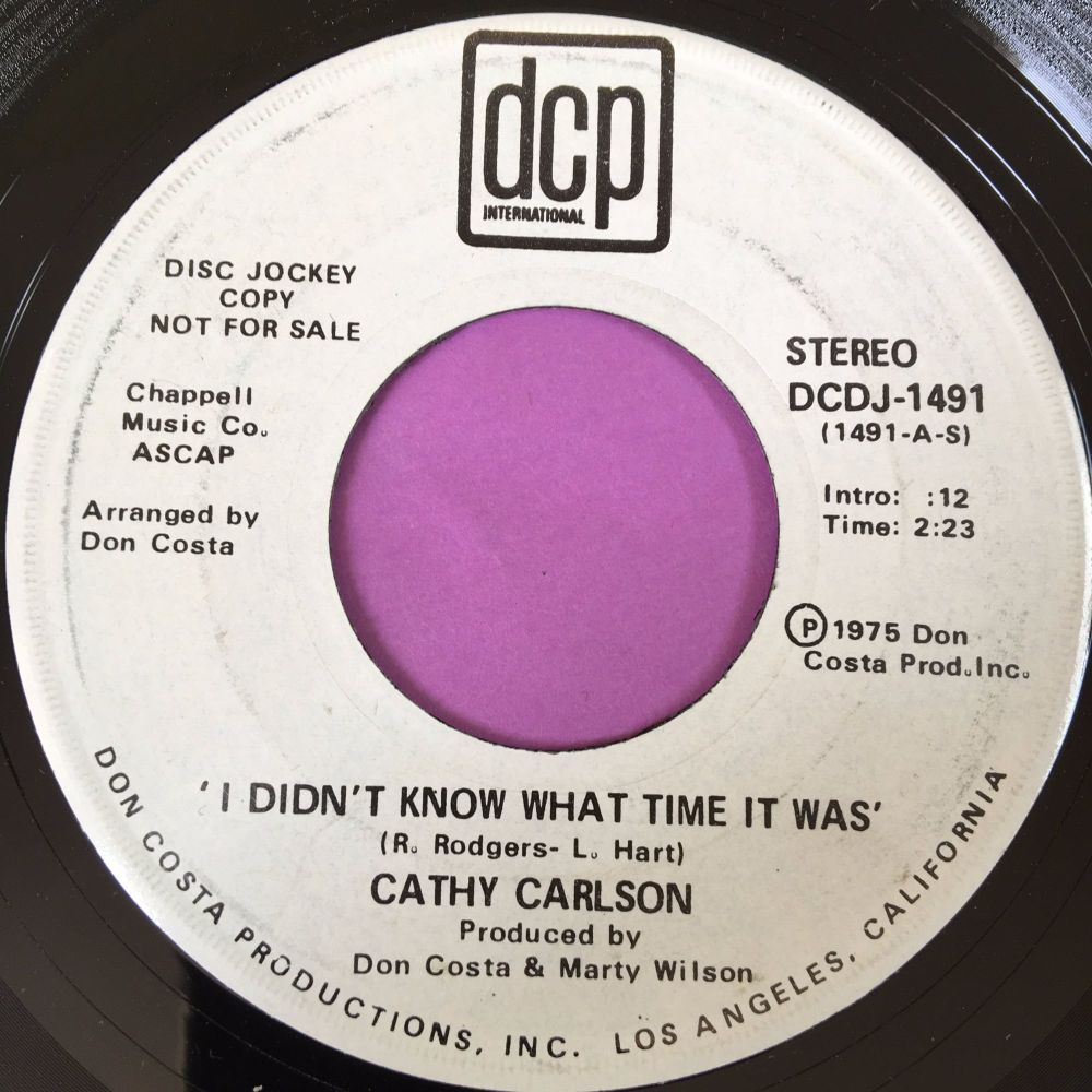 Cathy Carlson-I didn't know what time it was-DCP WD E+