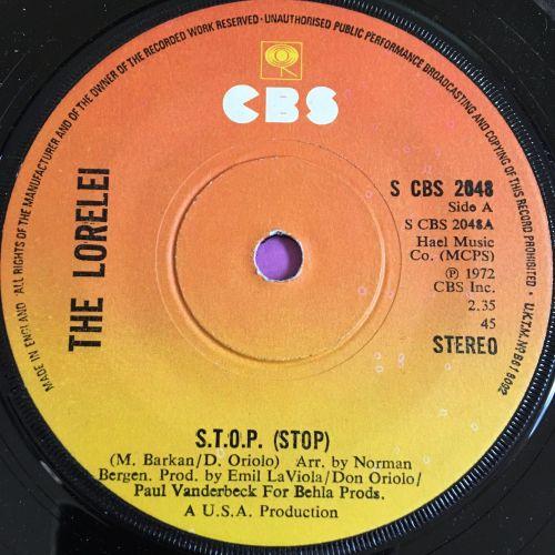 Lorelei-S.T.O.P-UK CBS E+