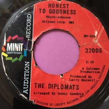 Diplomats-Honest to goodness-Minit demo E