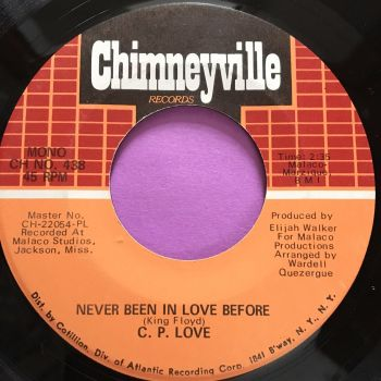C.P Love-Never been in love before-Chimneyville E+