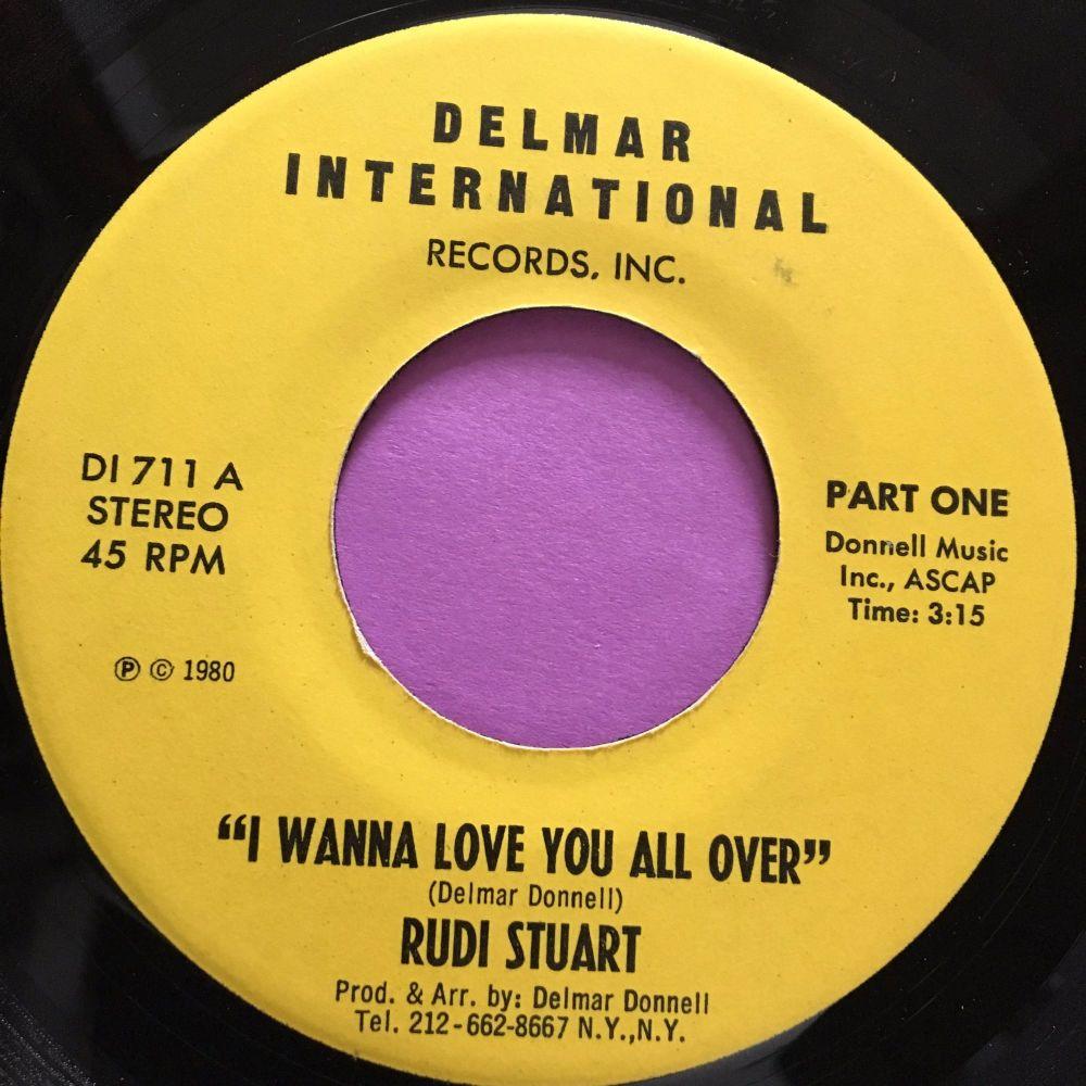 Rudi Stuart-I wanna love you all over-Delmar E+