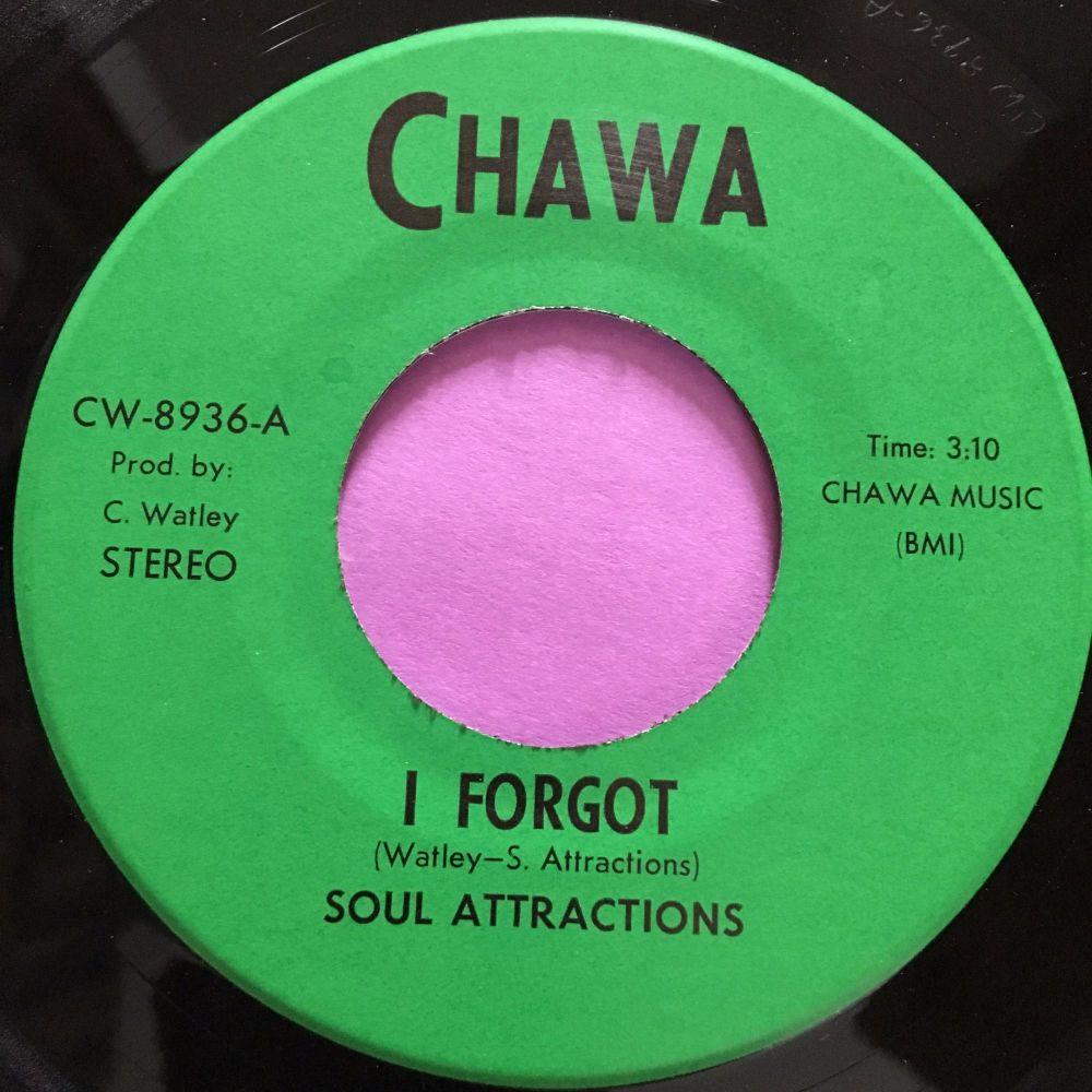 Soul Attractions-I forgot-Chawa E+
