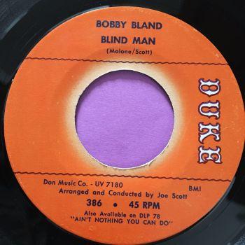 Bobby Bland-Blind man-Duke E+