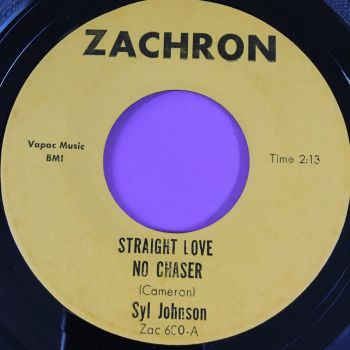 Syl Johnson-Surrounded-Zachron E+
