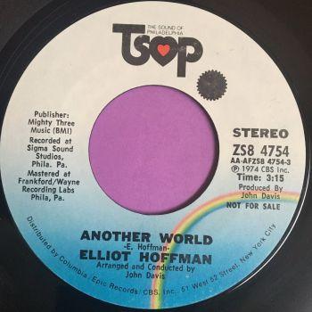 Elliot Hoffman-Another world-TSOP E+