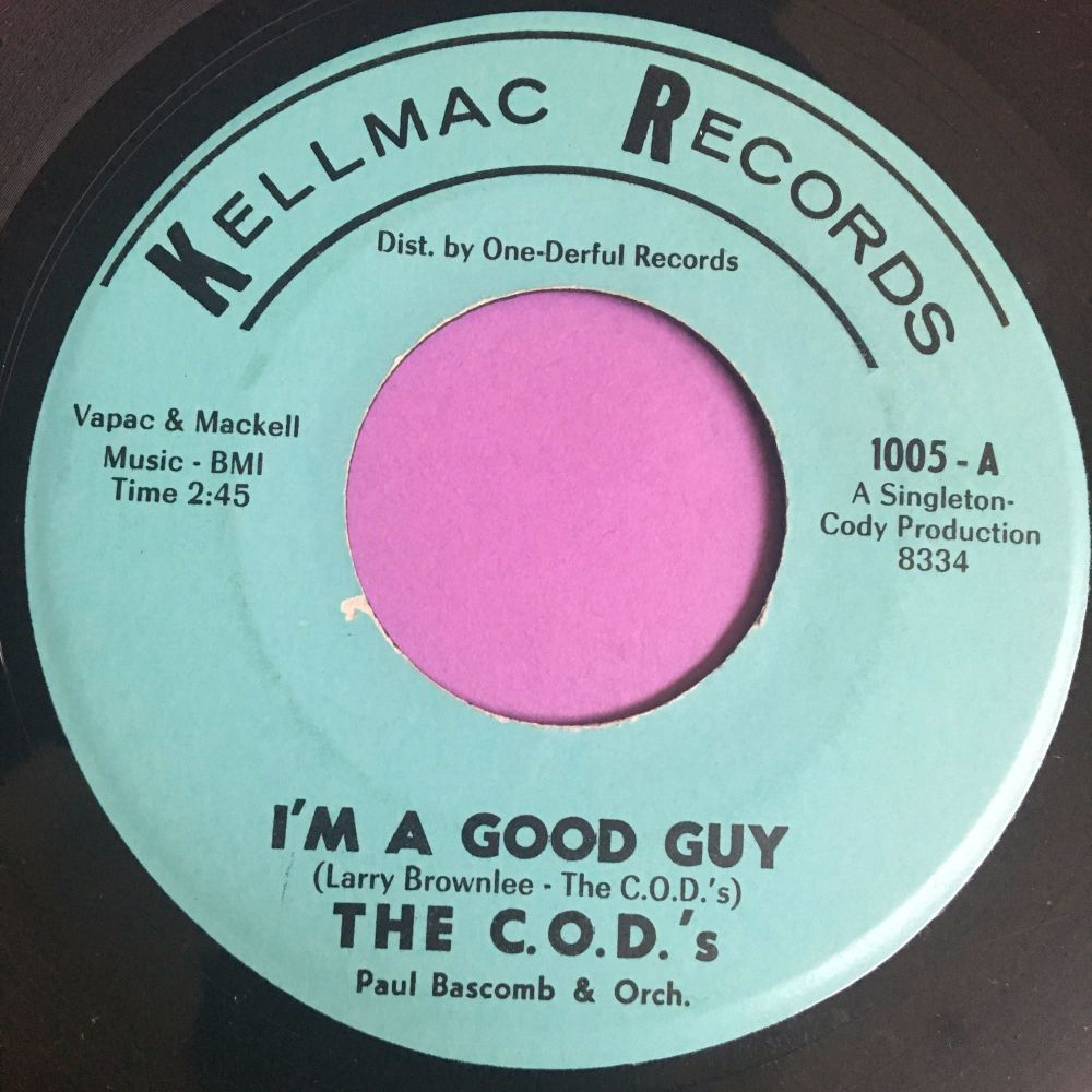 COD's-I'm a good guy-Kellmac E+