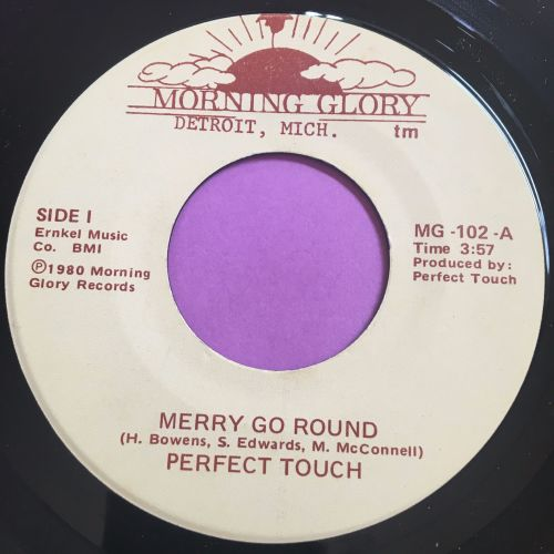 Perfect Touch-Merry go round-Morning glory E+