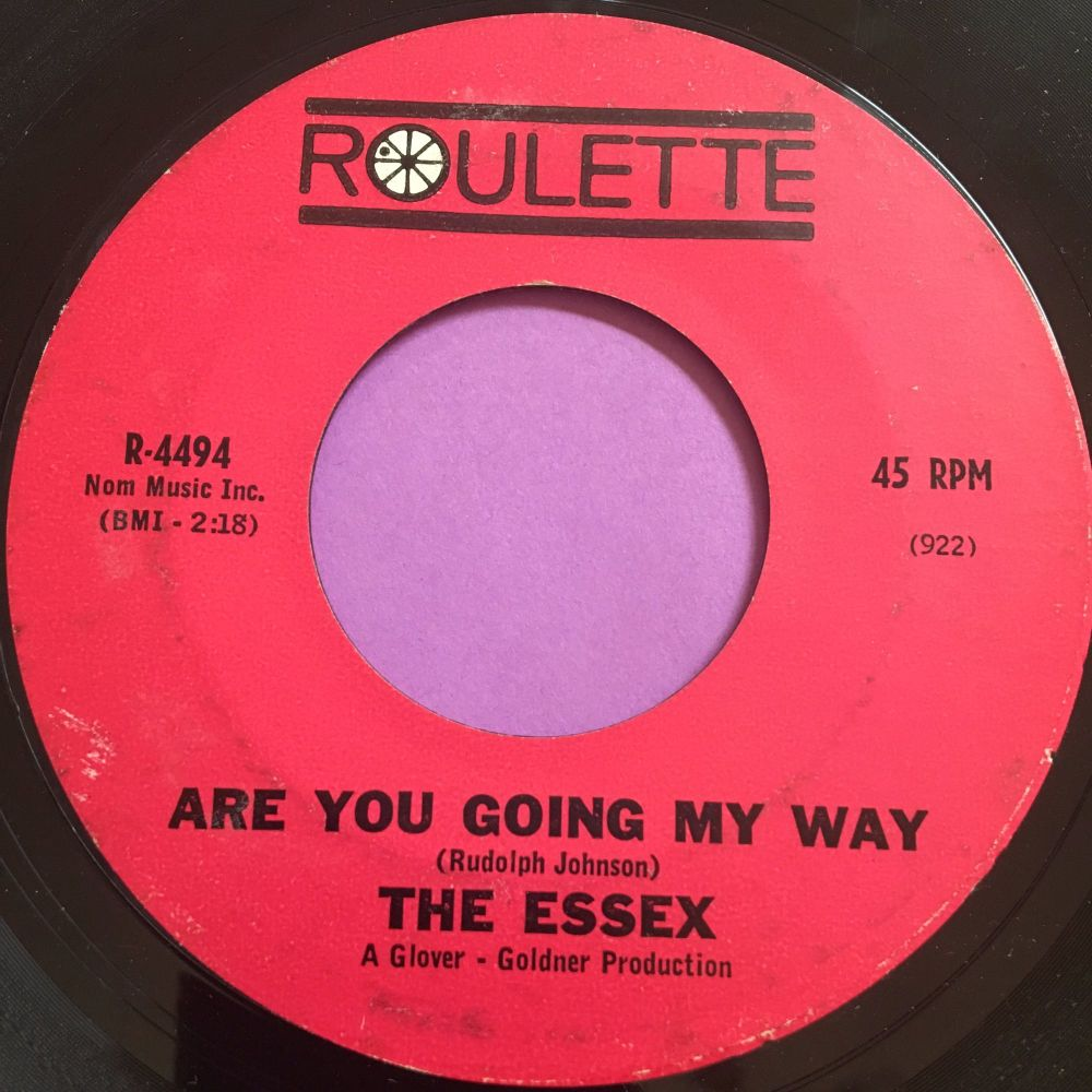 Essex-Are you going my way-Roulette E+