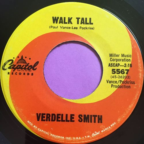 Verdelle Smith-Walk tall-Capitol E+
