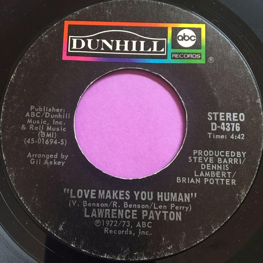 Lawrence Payton-Love makes you human-ABC E+