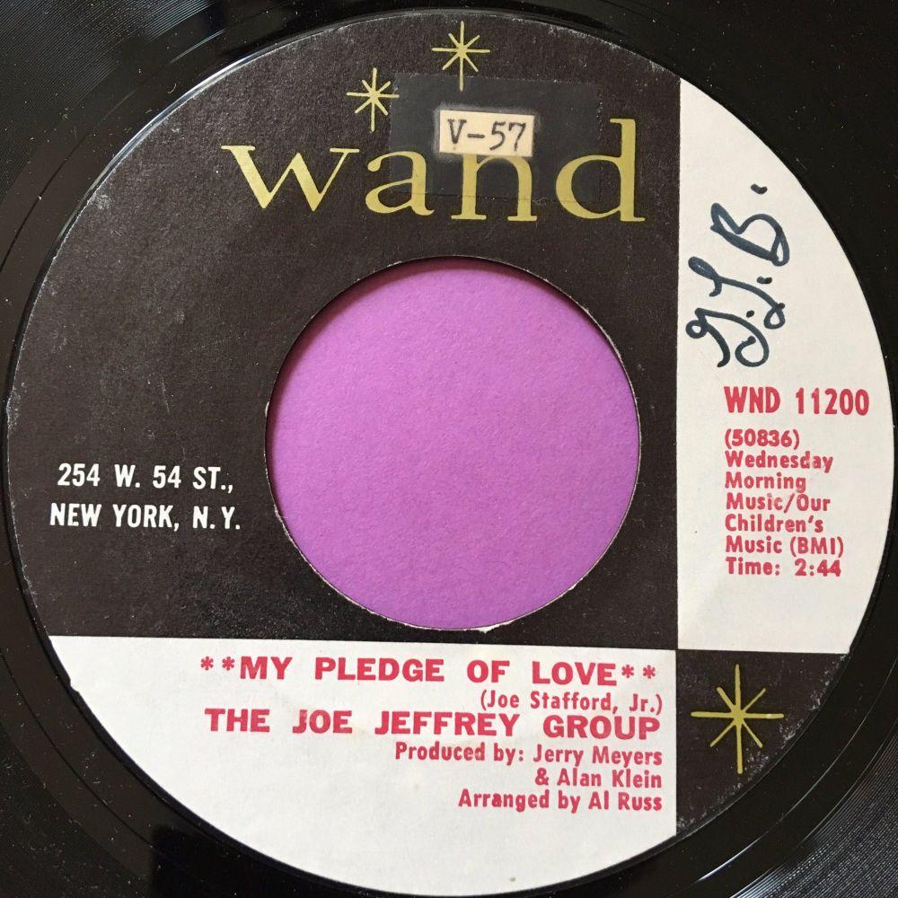 Joe Jeffery Group-The pledge of love-Wand wol E+