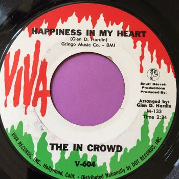 In Crowd-Happiness in my heart-Viva E+