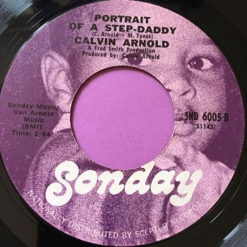 Calvin Arnold-Portrait of a step-Daddy-Sonday E+