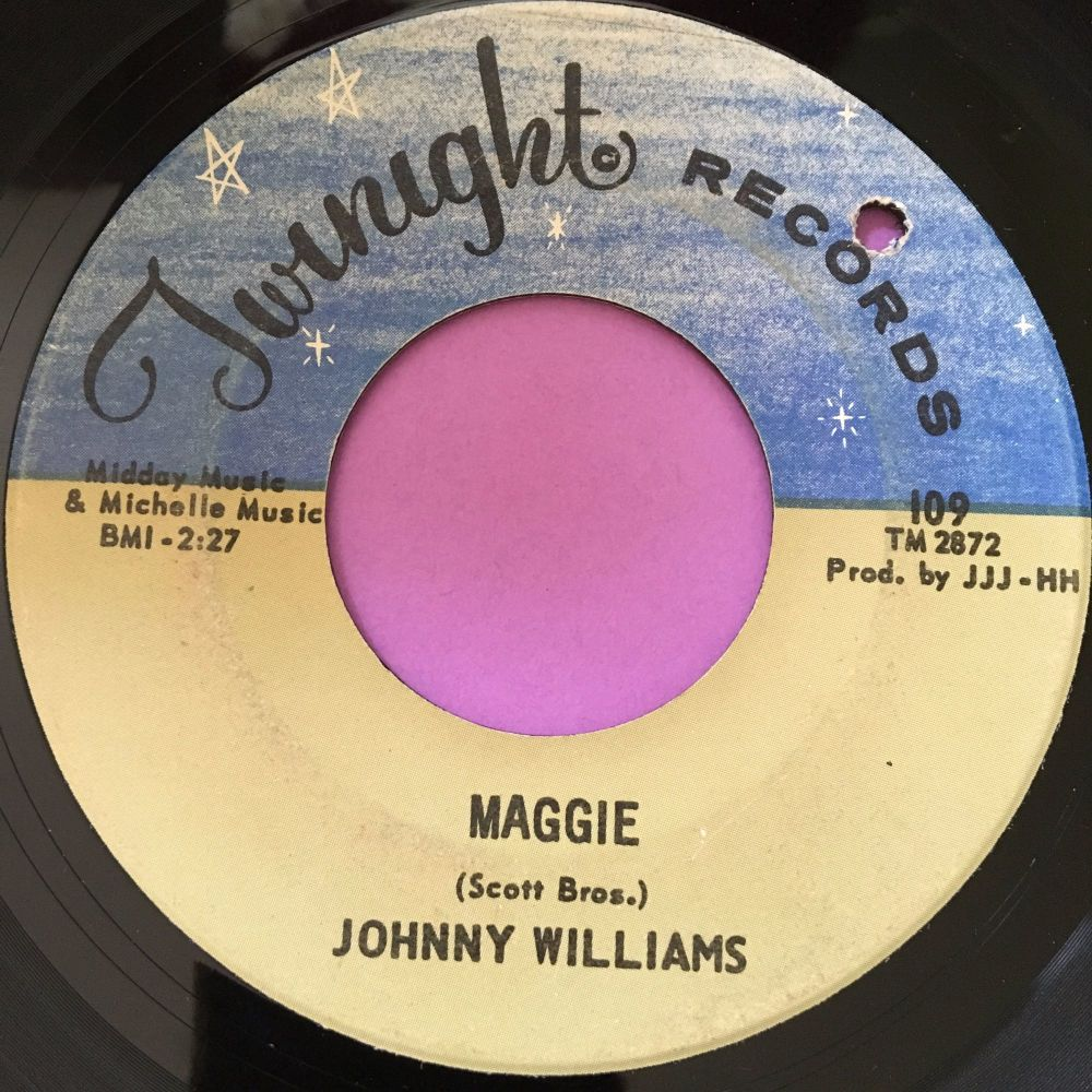 Johnny Williams-Maggie/Breaking point-Twinight E