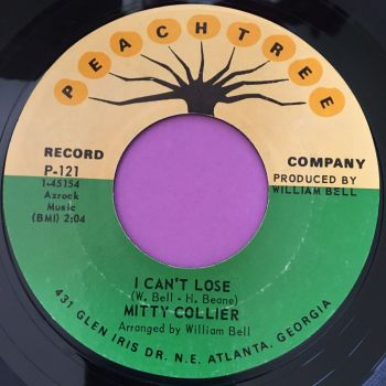 Mitty Collier-I can't lose-PeachTree E
