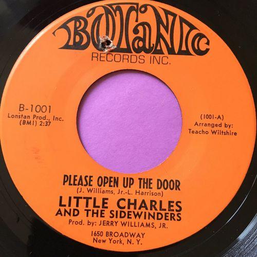 Little Charles-Please open the door-Bionic E+