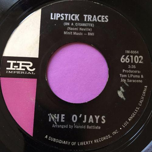 O'Jays-Lipstick traces-Imperial E+