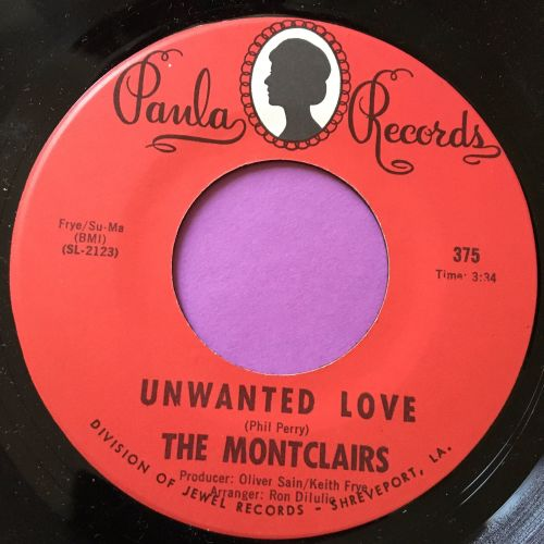 Montclairs-Unwanted love-Paula E+