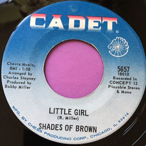 Shades of brown-Little girl-Cadet E+