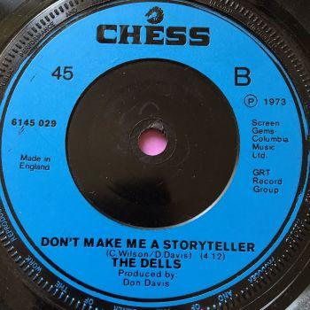 Dells-Don't make me a storyteller-UK Chess E+